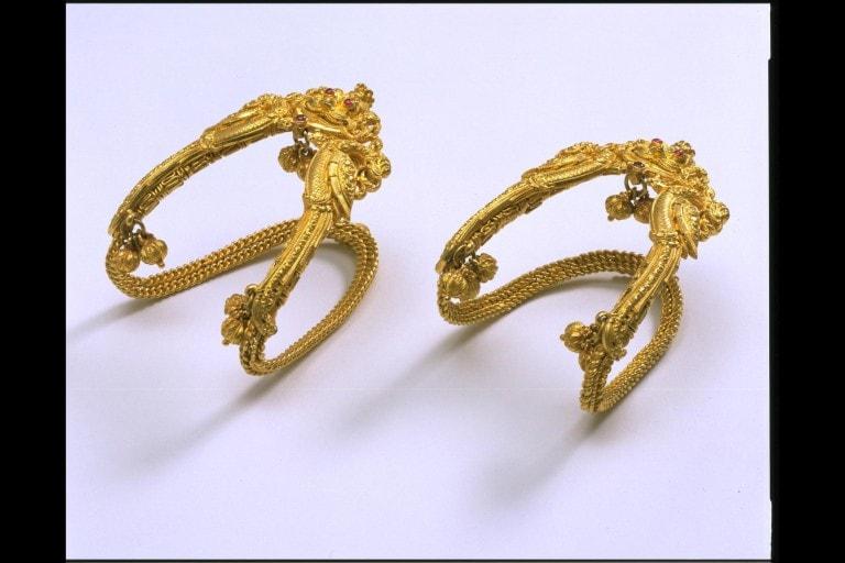 Vanki Armband. 18th century.