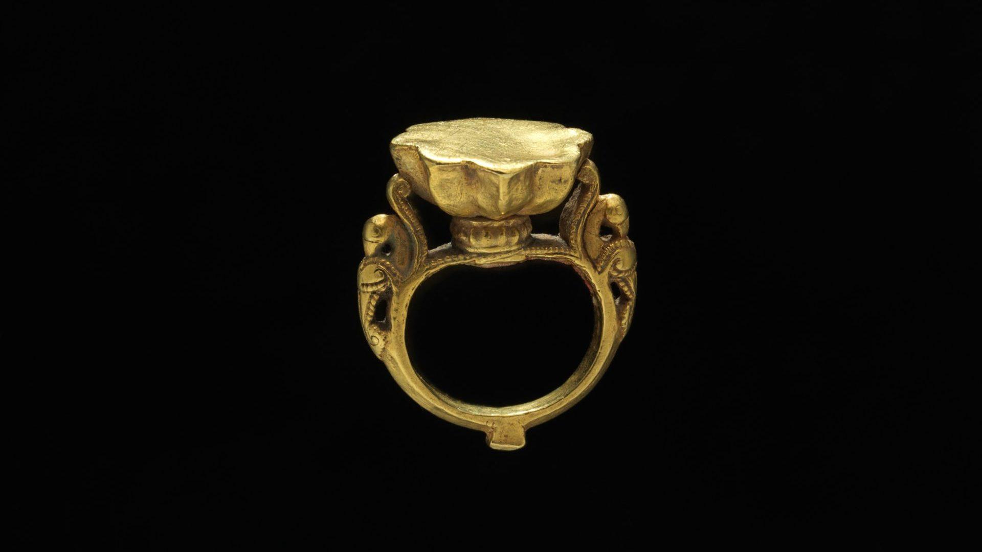 Ring, 17th century Islamic, Deccan Sultanate period