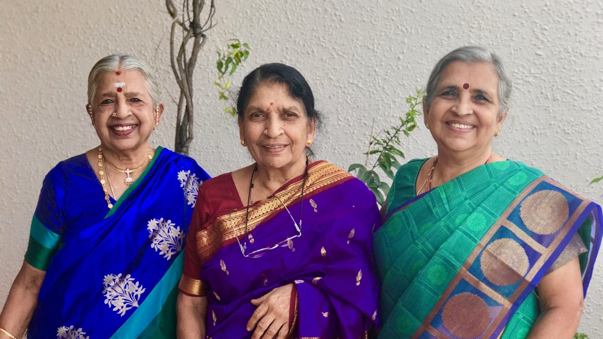 Women in the author's family.