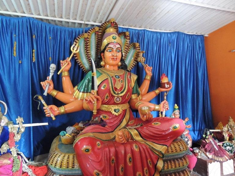 Nagamma or Snake goddess
