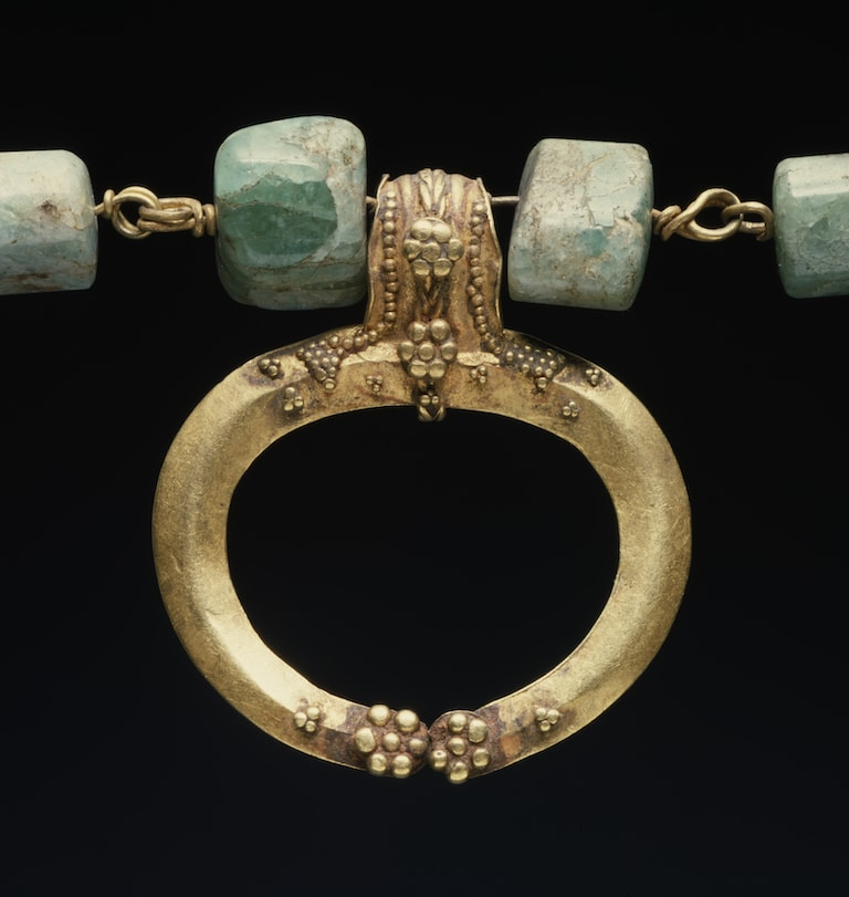 Anonymous (Roman). 'Necklace with