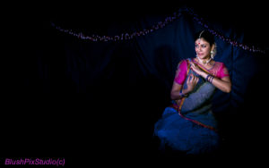 Pearl and Kundan traditional Kathak jewelery